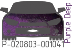 Purple Deep Pearl P-020803-001041