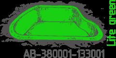 Lite green AB-380001-133001