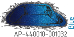 Blue pearl AP-440010-001032