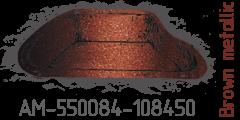 Brown metallic AM-550084-108450