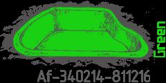 Green Af-340214-811216