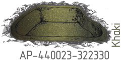 Khaki AP-440023-322330