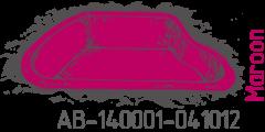 Maroon AB-140001-041012
