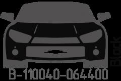 Black B-110040-064400