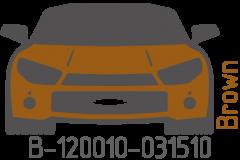 Brown B-120010-031510