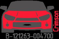 Crimson B-121263-004700