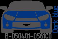 Dark blue B-050401-056100
