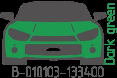 Dark green B-010103-133400
