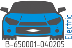 Electric B-650001-040205