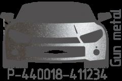 Gun metal pearl P-440018-411234