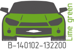 Lime green B-140102-132200