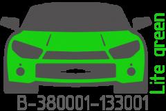Lite green B-380001-133001