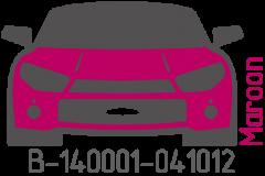 Maroon B-140001-041012