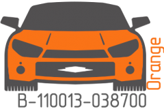 Orange B-110013-038700