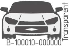 Transparent B100010-000000
