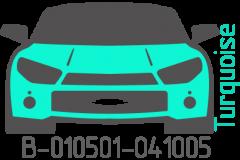 Turquoise B-010501-041005