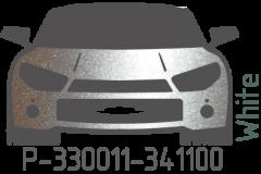 White pearl P-330011-341100