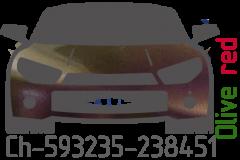Olive red chameleon Ch-593235-238451