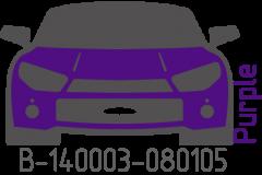 Purple B-140003-080105